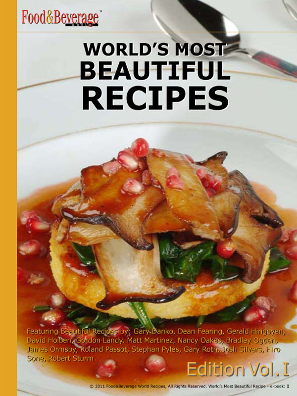 Worlds most beautiful recipes volume i gourmet recipes worlds worlds most beautiful recipes volume i forumfinder Choice Image