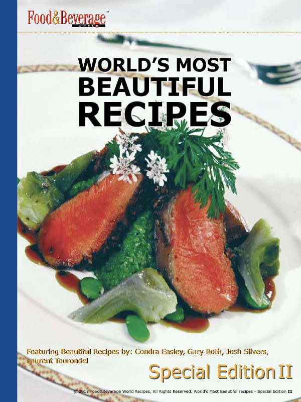 World's Most Beautiful Recipes